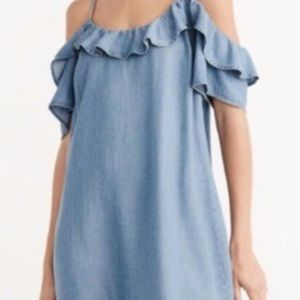 Abercrombie and Fitch cold shoulder dress